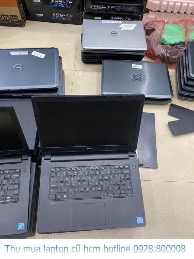 Thu mua laptop cũ giá cao tại quận 2